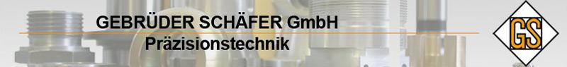 Gebrüder Schäfer Header Logo
